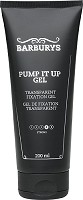 Barburys Pump It Up Gel Transparentes Fixiergel 200 ml