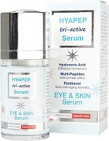 Wimpernwelle HYAPEP tri-active Serum 15 ml