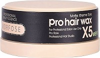 Morfose Pro Hair Wax X5 Matte / Men 150 ml