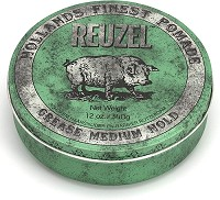 Reuzel Green Pomade Grease Medium Hold 340 g