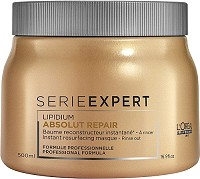 Loreal Absolut Repair Lipidium Maske 500 ml