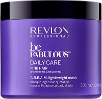 Revlon Professional Be Fabulous Daily Care Fine Hair CREAM Mask 500 ml
