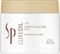 Wella SP Luxe Oil Keratin Restore Mask 400 ml