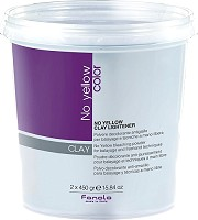 Fanola No Yellow Clay Lightener 2x450 g
